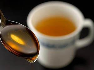 горячий чай для похудения