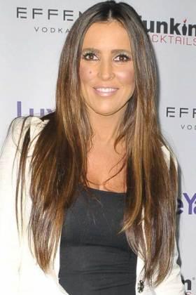 Калифорнийское мелирование на темные волосы фото