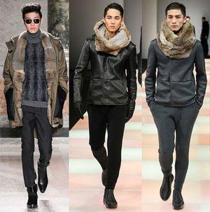 куртки из полиэстеровой ткани